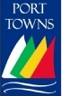 Port Towns logo