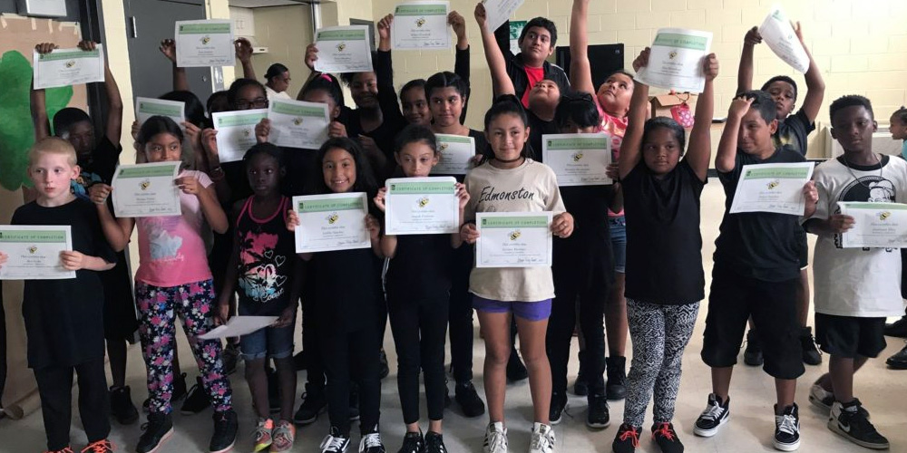 Busy Bee Summer Camp