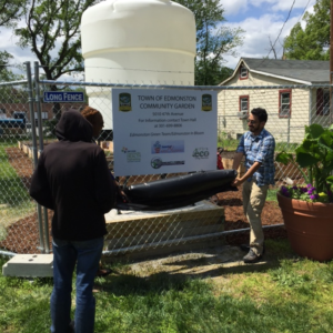 Community Garden Opening-May 2016