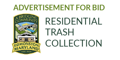 Bid for Trash Collection