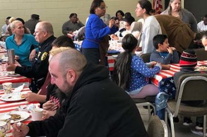 Veterans Day pancake breakfast