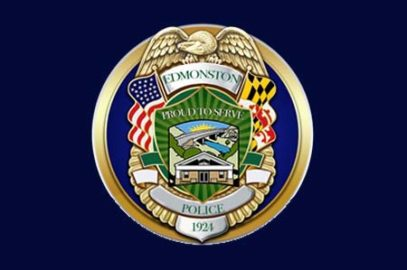 Edmonston Police Department logo