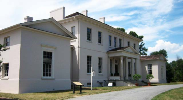 Riversdale House
