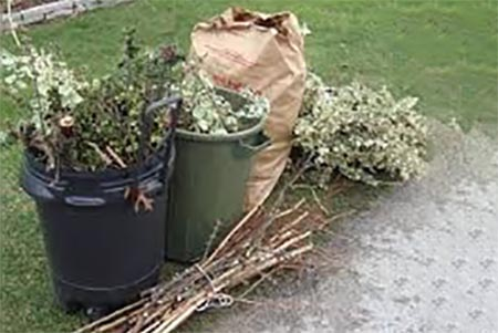 Yard Waste Services Resume May 4th