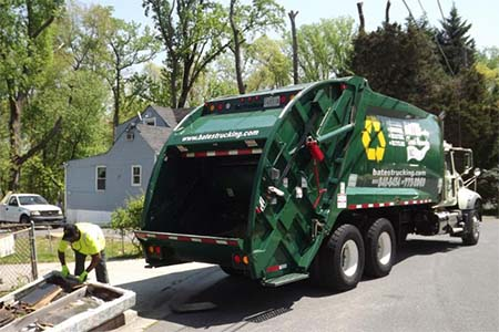 Bulk Trash Collection Resumes June 17th