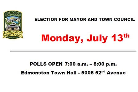 Election for Mayor and Town Council