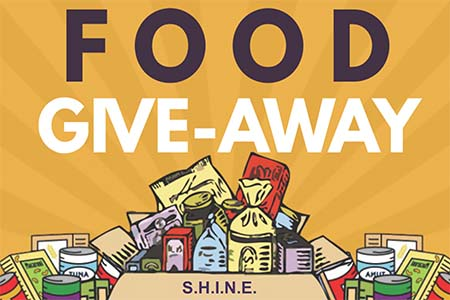 Food Give-Away, July 11