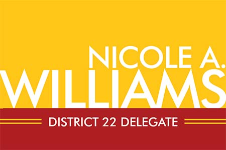Delegate Nicole A. Williams' Newsletter February 22
