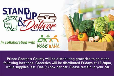 Meal and Grocery Distributions