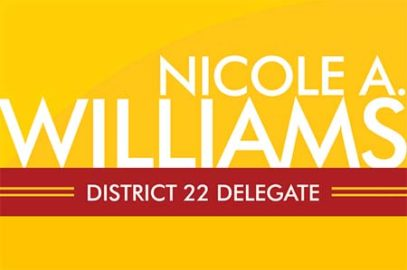nicole williams district 22 delegate