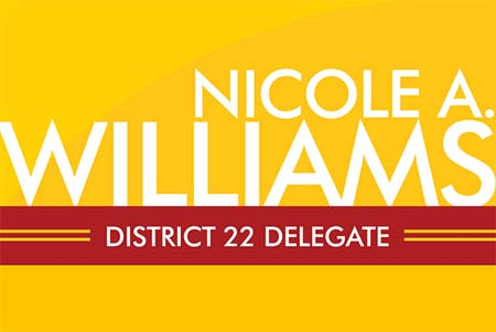 Delegate Nicole A. Williams' Newsletter – Beginning of Session!