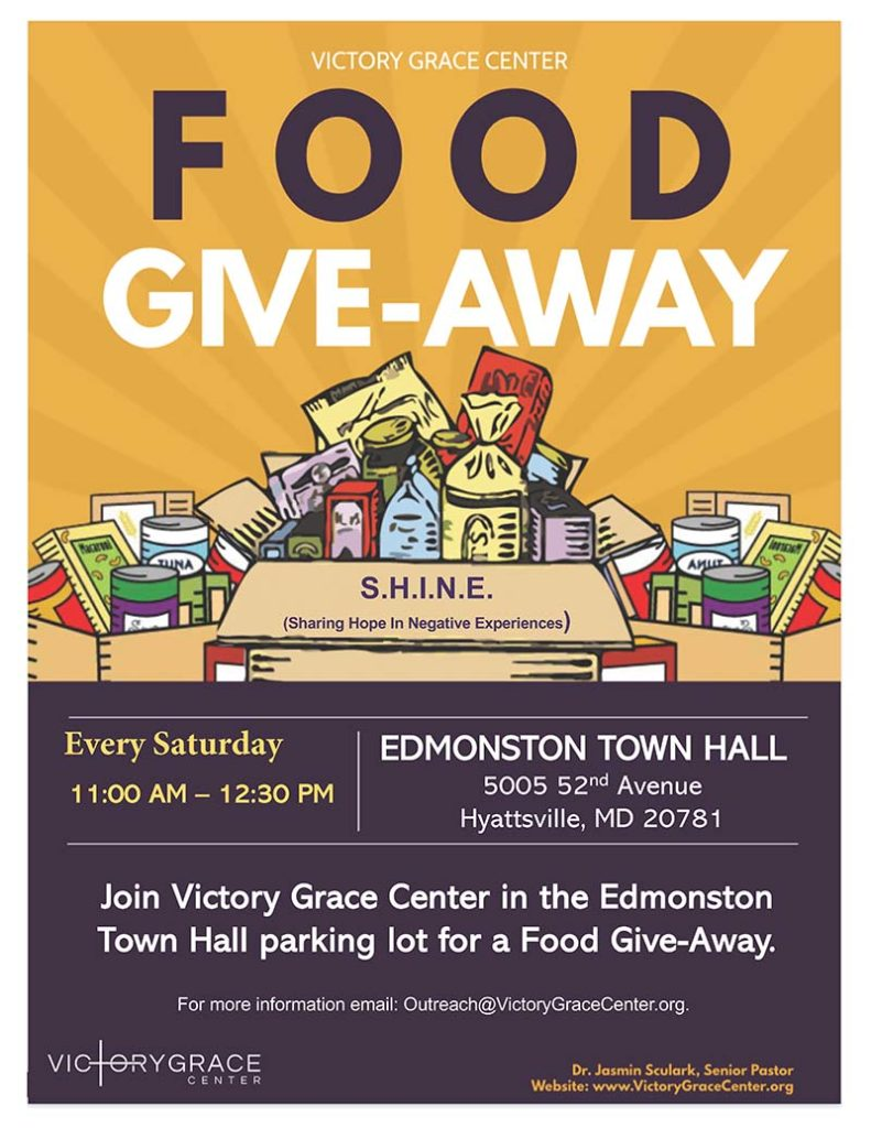 food give-away