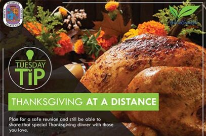Thanksgiving at a Distance