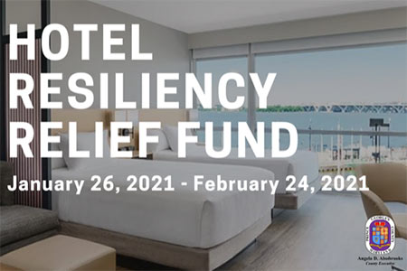 Hotel Resiliency Relief Fund