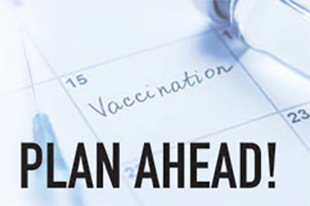 COVID-19 Vaccine Appointments Cancelled for Monday, February 1
