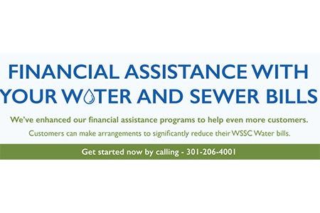 WSSC Water Financial Assistance Programs