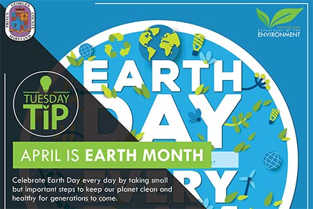 DoE Sprout: Celebrate Earth Day Every Day
