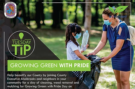 Growing Green with Pride Day May 1