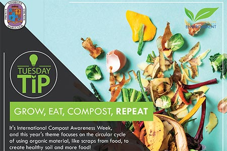 Tuesday Tip: Composting