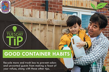 Tuesday Tip: Containers
