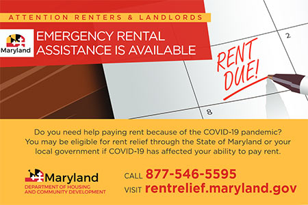 Energy Bill and Rental Assistance